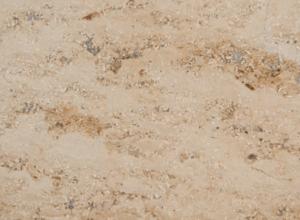 Юрский мрамор бежевый с прожилками - Рамвайс полированный
