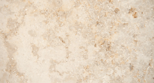 Юрский мрамор бежевый, шлифовка 220