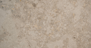 Юрский мрамор меланж серо-бежевый шлифованный