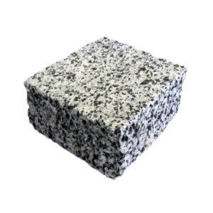 Брусчатка гранитная Колото-пиленая 4+2 Покостовского месторождения