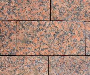Брусчатка из Гранита G 562 Maple Red