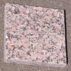Гранитная плитка Марпл Ред G562 300×600×18 Термообработанный