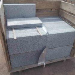 Плитка гранитная Покостовский 300х600х30 Термообработанная