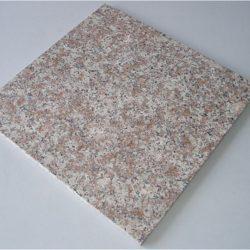 Гранитная плитка Пич Рэд G687 305×305×10 Полированный