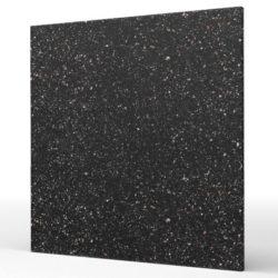 Гранитная плитка Блэк Гэлакси 305×305×10 Полированный