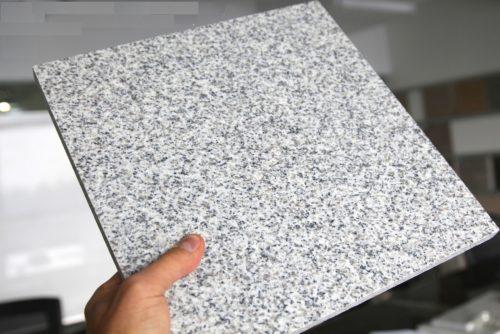 Гранитная плитка Роял Вайт G603 305×305×10 Полированный