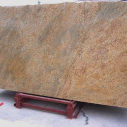 Гранитный слэб Мадура Голд h=30 мм Полированный