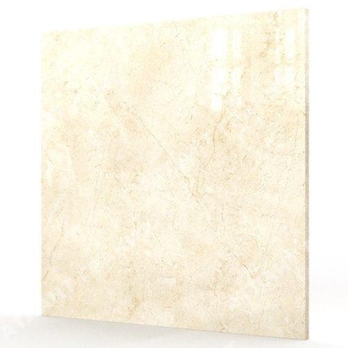 Мраморная плитка Крема Марфил 600×600×18 Полированная
