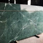 Мраморная плитка Верде Гватемала 300×600×18 Полированная