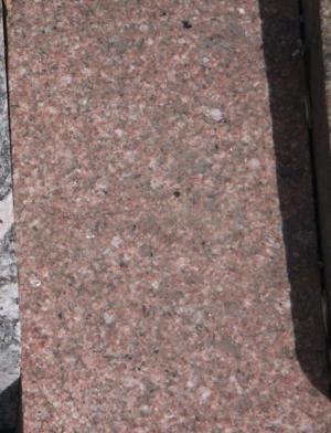 Брусчатка полнопиленная с термообработанным верхом Rosso Victoria (Солошинский) 100х200х30 мм