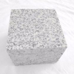 Брусчатка гранитная Royal White (Роял Вайт) — G603
